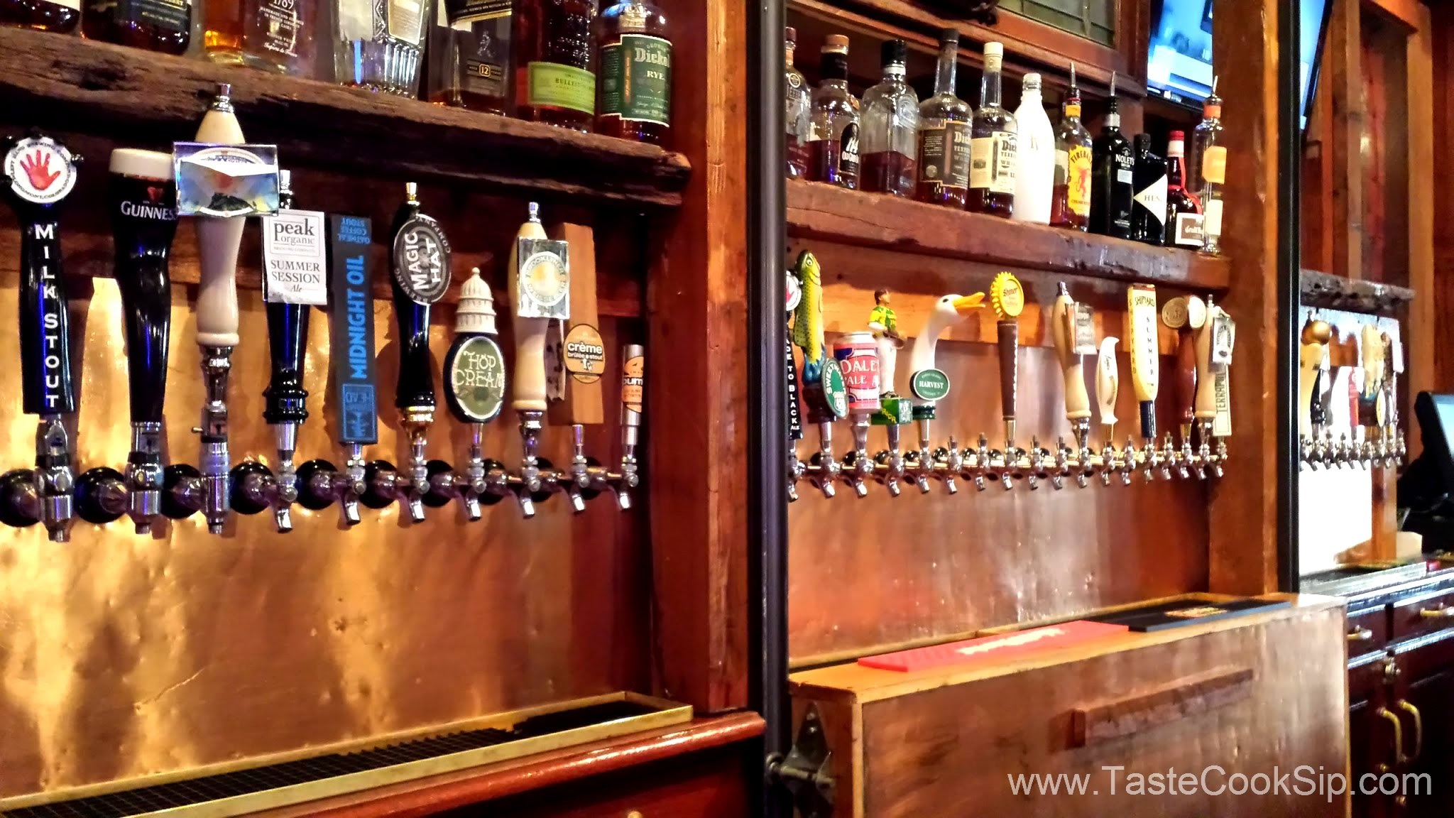 Craft Beer Cellar On Tap